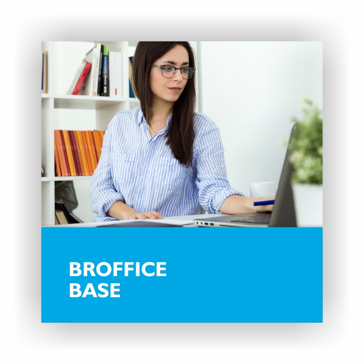 BrOffice Base